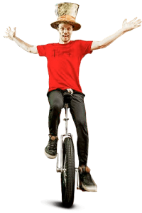 unicycle, tricks, beginner